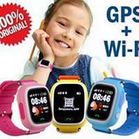 Детские Часы Q100 с GPS Треккером и Телефоном. Оригинал! 840 грн.