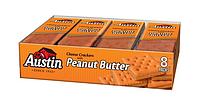 """""""Austin"""" - Американские Сырные Крекеры с Арахисовой пастой"""