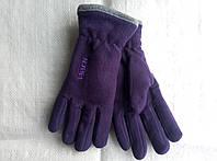 Перчатки флисовые женские