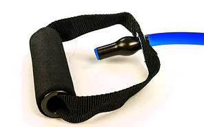 Эспандер для фитнеса трубчатый 6LB синий FI-2659-B, фото 2