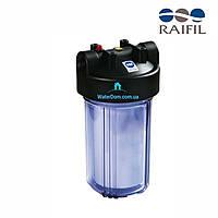Фильтр Raifil Big Blue 10'' Прозрачный корпус