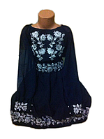 """Дитяча вишиванка для дівчинки """"Маріан"""" (Детская вышиванка для девочки """"Мариан"""") DT-0007"""