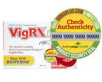 VigRX Plus Настоящий препарат для потенции , увеличения пениса (100% Оригинал США)