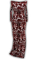 Платье № 3009S красное