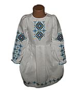 """Вишите плаття для дівчинки """"Ленді"""" (Вышитое платье для девочки """"Ленди"""") DT-0005"""