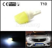 Светодиодная лампа для стайлинга автомобилей,  T10 3d LED W5W