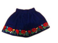 """Вишита спідничка для дівчинки """"Мендісон"""" (Вышитая юбка для девочки """"Мендисон"""") DT-0030"""