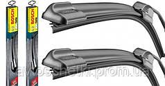 Дворники Bosch (Бош) AeroTwin (АероТвин) на AUDI (Ауди) RS3 Sportback [8PA] 01.11-12.12 WW Боковой зажим AM 462 S  , 3 397 007 462  , 600 мм. на 475