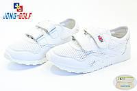 Детские кроссовки оптом. Спортивная обувь для девочек подростков от фирмы Jong-Golf C5123-7 (8пар 31