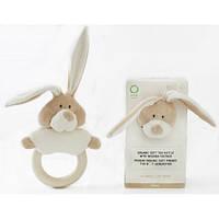 """Органическая игрушка-прорезыватель зайчик """"Bunny"""""""