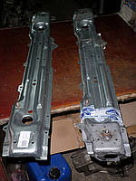Поперечка радіатора Авео / Брус нижний sf69y0-8401150 / Подрадиаторная балка Vida Т-250 / Авео-3 T-250, фото 1