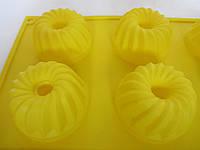 Силиконовая формочка  со втулками,30х17,5х3,5 см, 80/69 (цена за 1 шт. +11 грн.) , фото 1