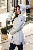 Женское полу-пальто FREEVER (холлофайбер)