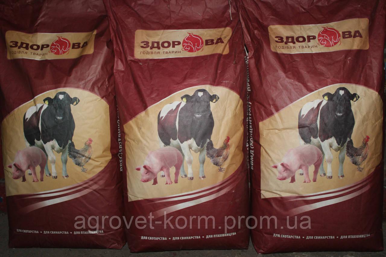 Агроветатлантiк ТМ Здорова,БМВД  10% Каф Прот  для телят,  25 кг