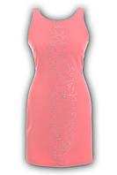 Платье из кашемира № 1460