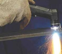 Резак плазменый ABICUT 75 (6 метров) крепление накидной гайкой, фото 2