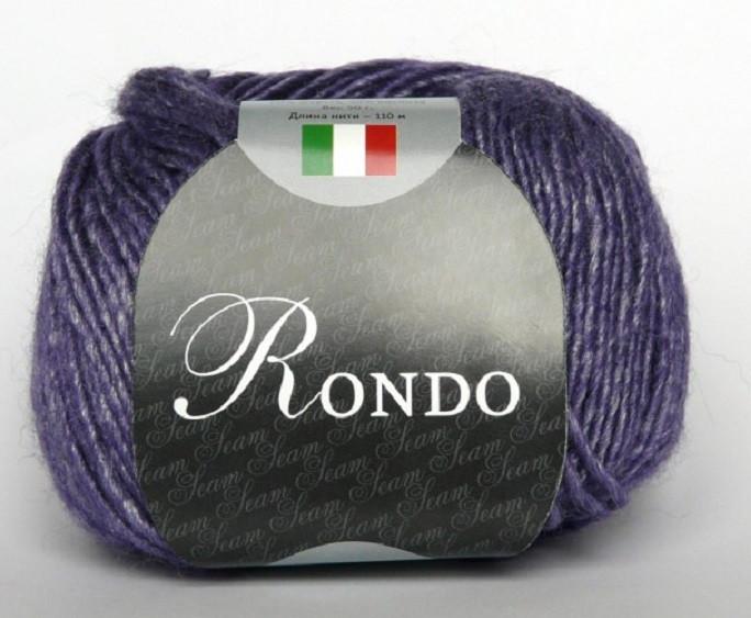 Пряжа Seam Италия Рондо код 02