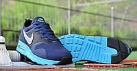 Мужские кроссовки Nike air max Thea blue