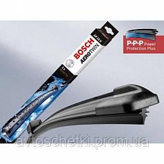 Дворники Bosch (Бош) AeroTwin (АероТвин) на PORSCHE (Порше) Cayenne [92A] 09.10Æ   Боковой штырек A 034 S  , 3 397 009 034  , 650 мм. на 650 мм.