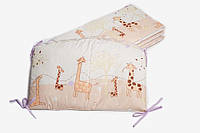 Защита Бампер Twins Comfort в детскую кроватку
