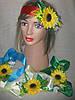 Лента с одним цветком, 30/35 (цена за 1шт. +5 грн)