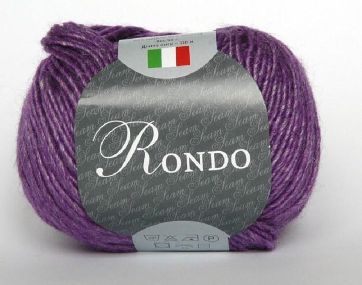 Пряжа Seam Италия Рондо код 07