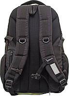 Рюкзак подростковый 1 Вересня Х230 Oxford черный