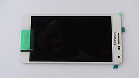 Дисплей с сенсором Samsung A500 Galaxy A5 White оригинал, GH97-16679A