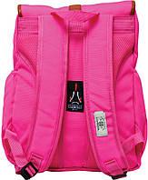 Рюкзак подростковый 1 Вересня CA071 Cambridge розовый
