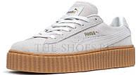 Кроссовки женские Puma Rihanna x Puma 900440 Grey, фото 1