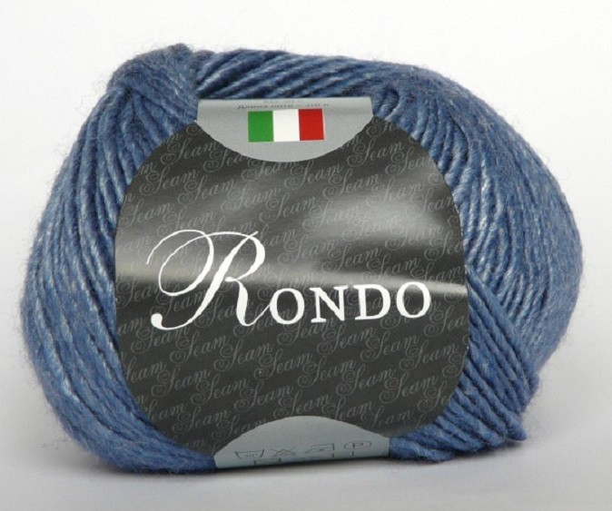 Пряжа Seam Италия Рондо код 12