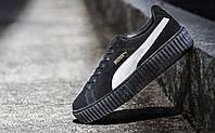 Кроссовки женские Puma Rihanna x Puma 900440 Black, фото 1