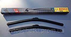 Дворники Bosch (Бош) AeroTwin (АероТвин) на SUBARU (Субару) XV [G33] 08.11Æ  Крючек AR 653 S  , 3 397 118 911  , 650 мм. на 400 мм.