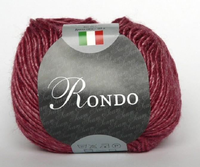 Пряжа Seam Италия Рондо код 17