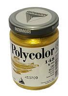 Краска акриловая Polycolor 140мл 148 золото богатое