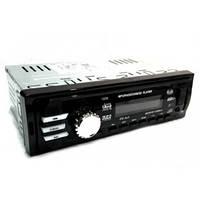 Автомагнитола с юсб 1235, 4х50 Вт, SD/MMC, MP3, ДУ, цветной дисплей, автосканирование радиостанций