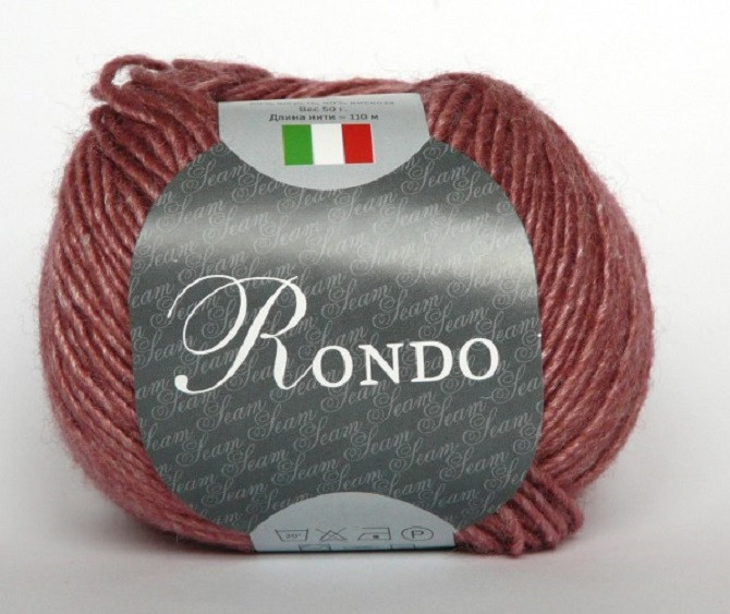 Пряжа Seam Италия Рондо код 21
