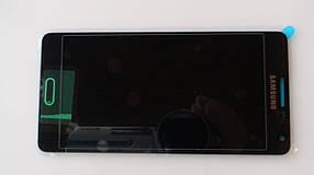 Дисплей с сенсором Samsung A500 Galaxy A5 Black оригинал, GH97-16679B