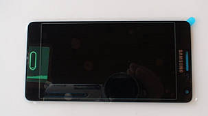 Дисплей с сенсором Samsung А500 Galaxy А5 Black оригинал, GH97-16679B, фото 2