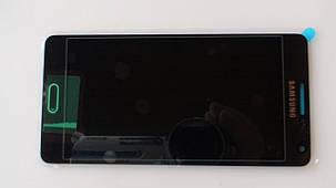 Дисплей с сенсором Samsung A500 Galaxy A5 Black оригинал, GH97-16679B, фото 2