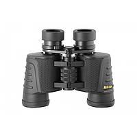 Бинокль 8x40 - Nikon, данная модель универсальна и отлично подойдет туристам, охотникам и рыбакам