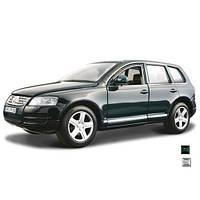 Автомодель - VOLKSWAGEN TOUAREG (ассорти зеленый металлик, серый, 1:24)