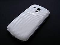 Пластиковый чехол Samsung I8190 Galaxy S3 mini (белый)