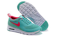 Женские кроссовки Nike Air Max Thea бирюзово-розовые, фото 1