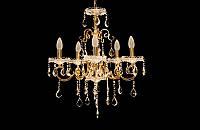Люстра хрустальная  на пять ламп LS8802-5