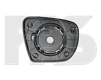 Вкладыш зеркала левый без обогрева Hyundai ix35 2010-