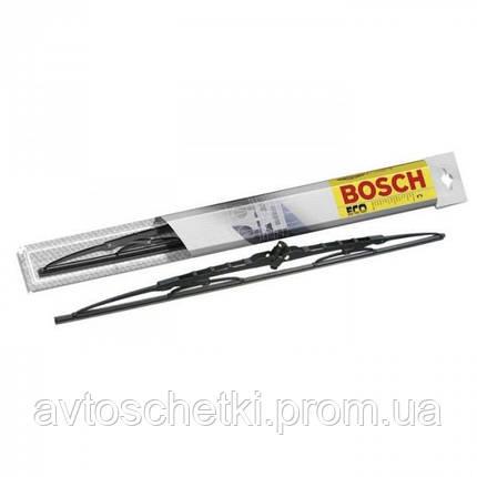 Дворники Bosch (Бош) ECO (Еко) на CHEVROLET (Шевролет) Aveo 55 см на 40 см, фото 2