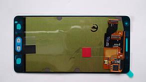 Дисплей с сенсором Samsung A500 Galaxy A5 Silver оригинал, GH97-16679C, фото 2