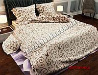 Двуспальный набор постельного белья 180*220 Полиэстер №003