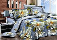 Двуспальный набор постельного белья 180*220 Полиэстер №005